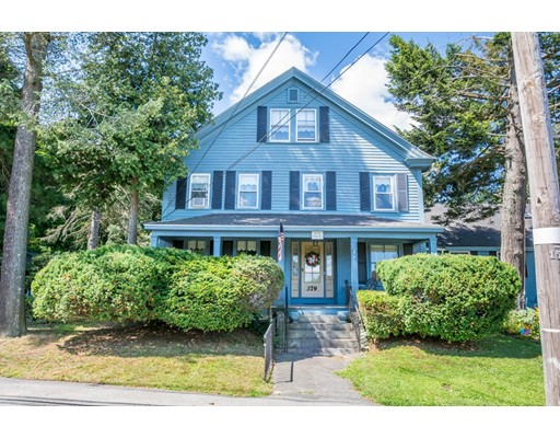 Casa Unifamiliar por un Venta en 377 Boston Road 377 Boston Road Billerica, Massachusetts 01821 Estados Unidos