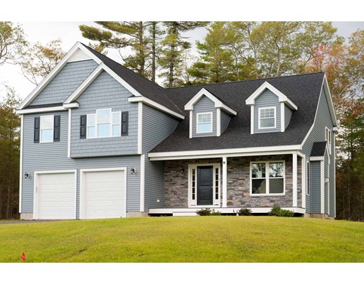 Single Family Home for Sale at 2 Waterford Circle--MODEL HOME Dighton, Massachusetts 02715 United States
