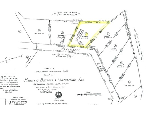 Land for Sale at 9 Michaels Lane Templeton, 01468 United States