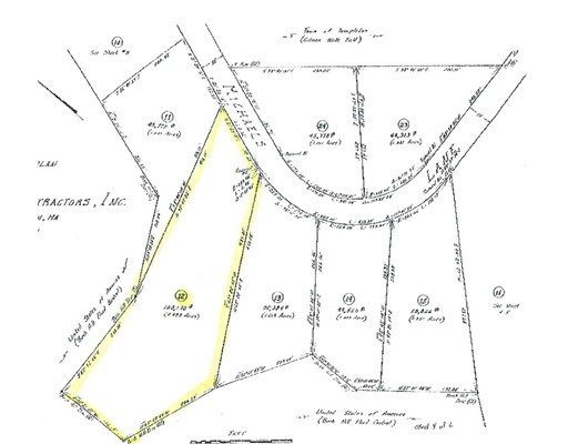Land for Sale at 12 Michaels Lane Templeton, 01468 United States