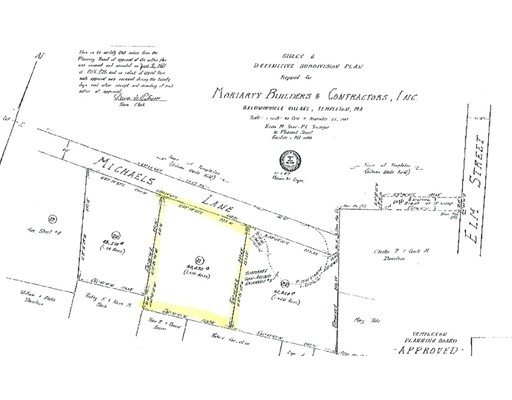 Land for Sale at 21 Michaels Lane Templeton, 01468 United States
