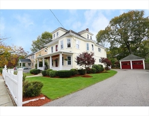 724 Watertown Street  is a similar property to 228 Langley Rd  Newton Ma