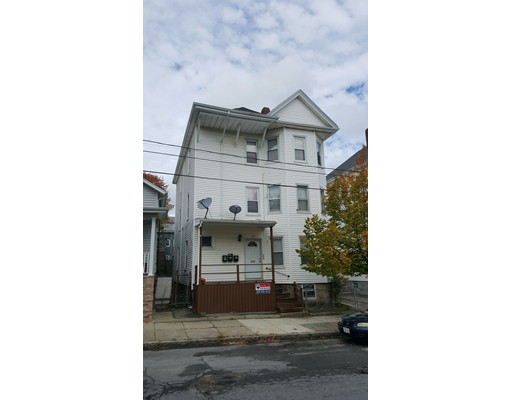 Multi-Family Home for Sale at 59 Tallman Street New Bedford, Massachusetts 02746 United States