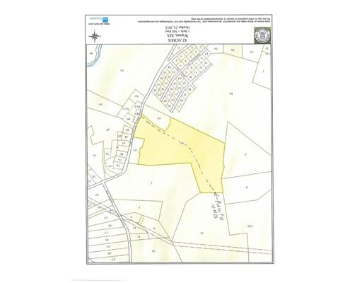 土地 为 销售 在 Old West brookfield Warren, 马萨诸塞州 01083 美国