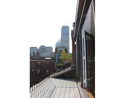 Townhome / Condominium pour l à louer à 11 Gloucester Street 11 Gloucester Street Boston, Massachusetts 02115 États-Unis
