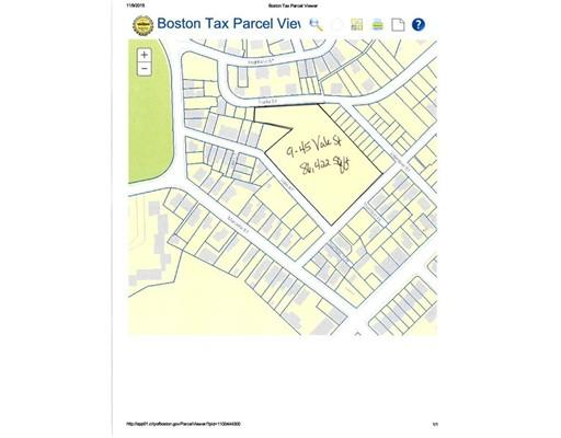 土地,用地 为 销售 在 Address Not Available Boston, Massachusetts 02119 United States