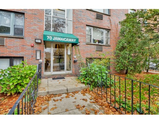 Condominium for Sale at 70 Jamaicaway Boston, Massachusetts 02130 United States