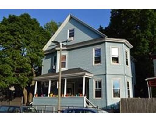 Single Family Home for Sale at 14 Sunnyside Street Boston, Massachusetts 02130 United States