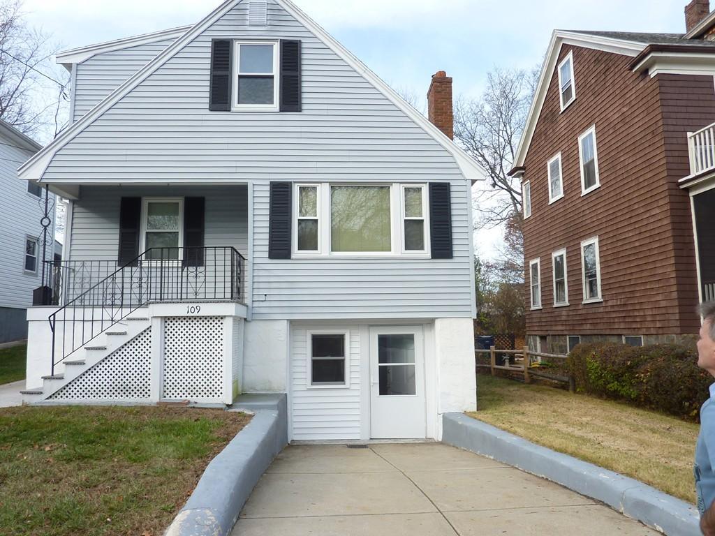 Property for sale at 109 Salman Unit: 1, Boston,  MA 02132