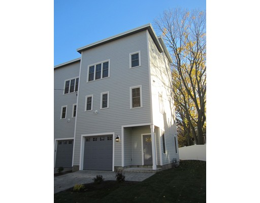 Condominium for Sale at 5 Hunter Street Boston, Massachusetts 02130 United States