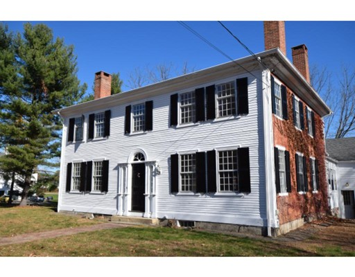 Single Family Home for Sale at 38 Main Hollis, New Hampshire 03049 United States