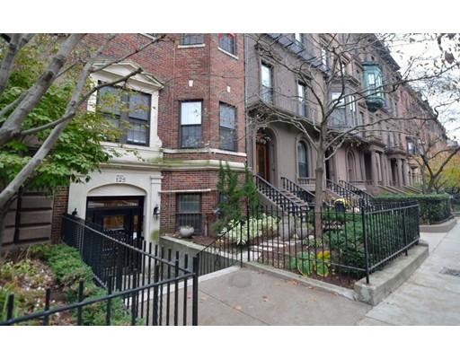 Property Of 125 Beacon Street