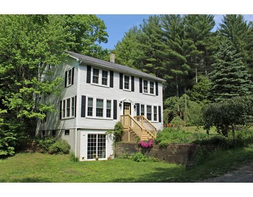واحد منزل الأسرة للـ Sale في 246 North Main Street New Salem, Massachusetts 01355 United States