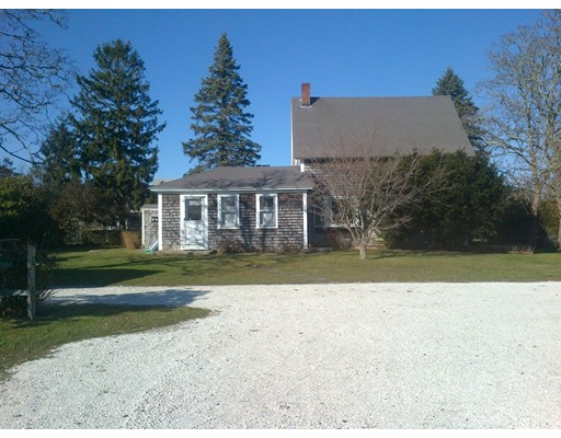 Single Family Home for Sale at 158 Katama Road Edgartown, Massachusetts 02539 United States