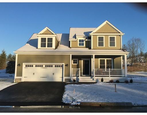 Condominium for Sale at 3 Cranberry Circle Upton, Massachusetts 01568 United States