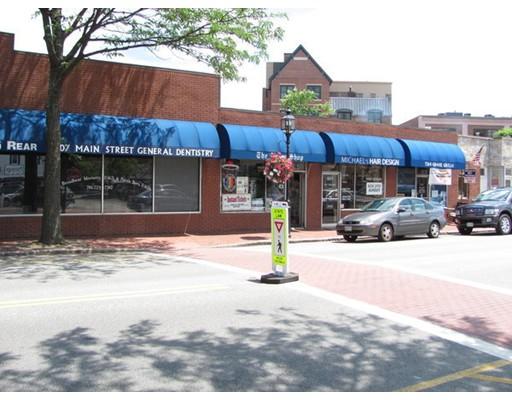 main Street Winchester MA 01890