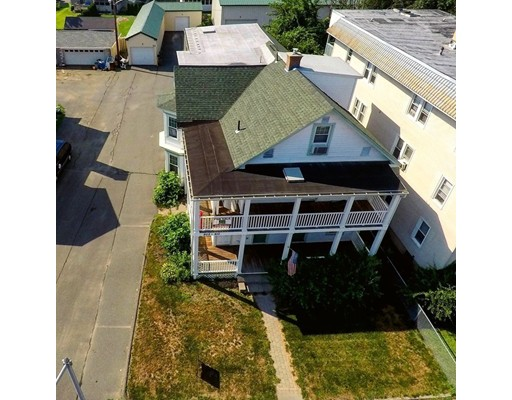 Multi-Family Home for Sale at 902 Chicopee Street 902 Chicopee Street Chicopee, Massachusetts 01013 United States
