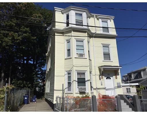 52 Clarence Street Boston MA 02119