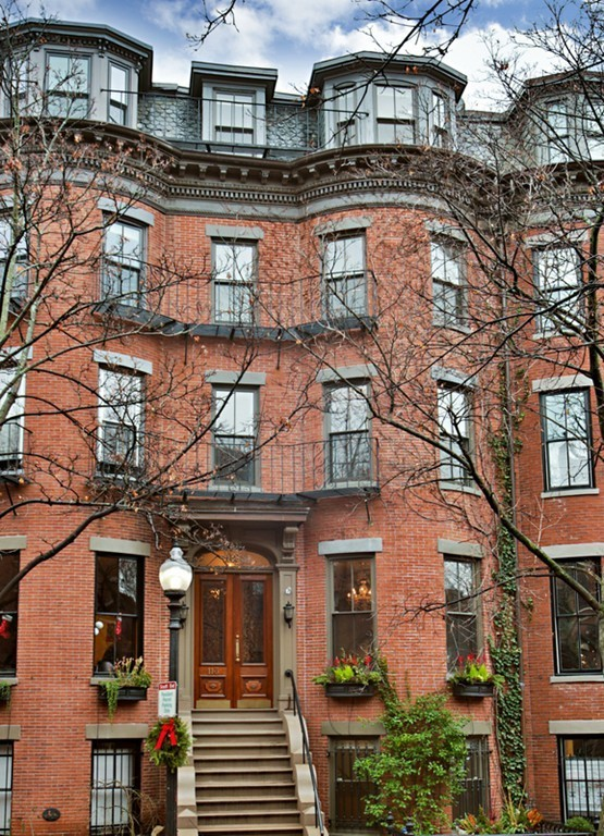 $4,350,000 - 5Br/7Ba -  for Sale in South End, Boston