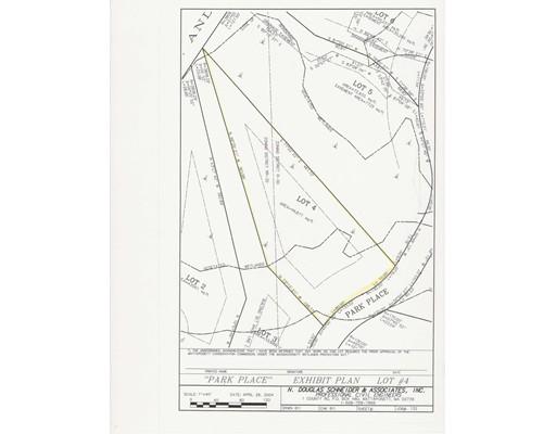土地 为 销售 在 9 Park Place Mattapoisett, 马萨诸塞州 02739 美国