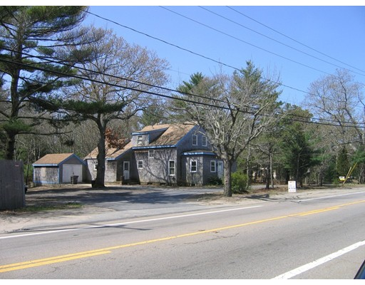 Land for Sale at 2645 Cranberry Highway Wareham, Massachusetts 02571 United States