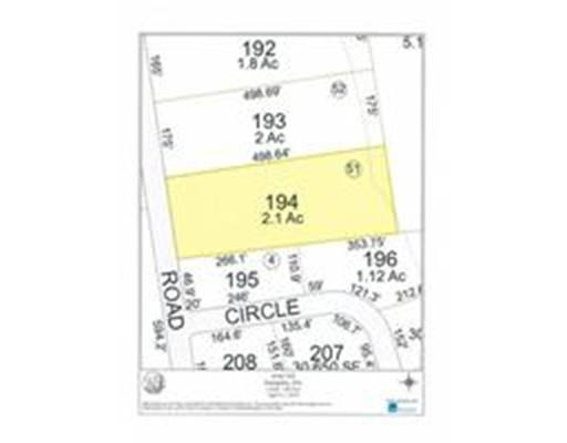 Land for Sale at Stony Hill Road Hampden, Massachusetts 01036 United States