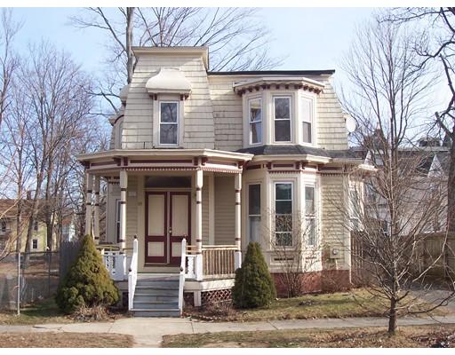 59 Stebbins Street, Springfield, MA 01109