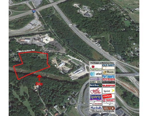 Land for Sale at 18 McCracken Road Millbury, Massachusetts 01527 United States