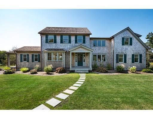 Single Family Home for Sale at 3 Noras Lane Edgartown, Massachusetts 02539 United States