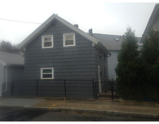 Single Family Home for Sale at 23 Pitman Street Fall River, Massachusetts 02723 United States