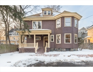 6 Exeter Park  is a similar property to 23 Perry St  Cambridge Ma