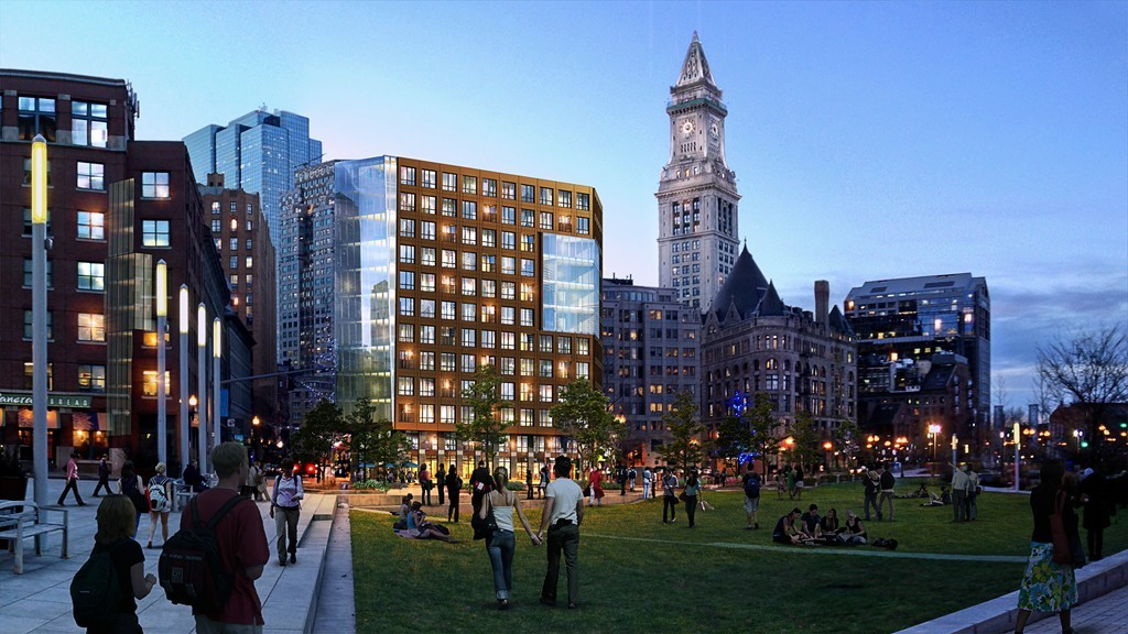 $1,800,000 - 2Br/3Ba -  for Sale in Boston