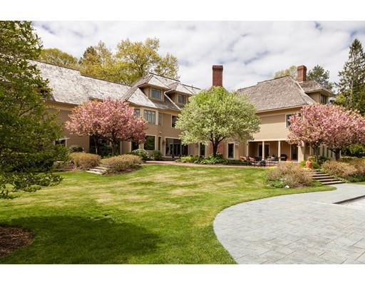 独户住宅 为 销售 在 1352 Monument Street 康科德, 马萨诸塞州 01742 美国