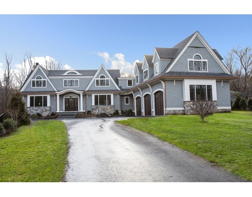 314 Glen Road, Weston, MA 02493