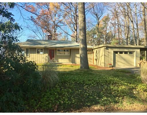 獨棟家庭住宅 為 出售 在 33 Pokeberry Ridge Amherst, 麻塞諸塞州 01002 美國