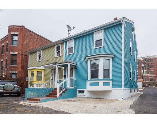 Single Family Home for Sale at 9 School St Place Boston, Massachusetts 02130 United States