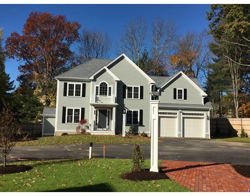 67 County Street lot 1, Dover, MA 02030