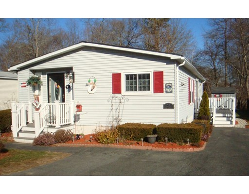 41 Leisurewoods Drive, Rockland, MA 02137