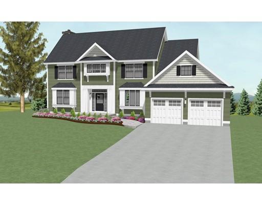Maison unifamiliale pour l Vente à 285 Winslow Way Swansea, Massachusetts 02777 États-Unis