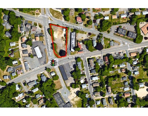 Land for Sale at 1404 Main Street Worcester, Massachusetts 01604 United States