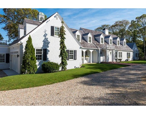 Single Family Home for Sale at 206 Starboard Lane Barnstable, Massachusetts 02655 United States