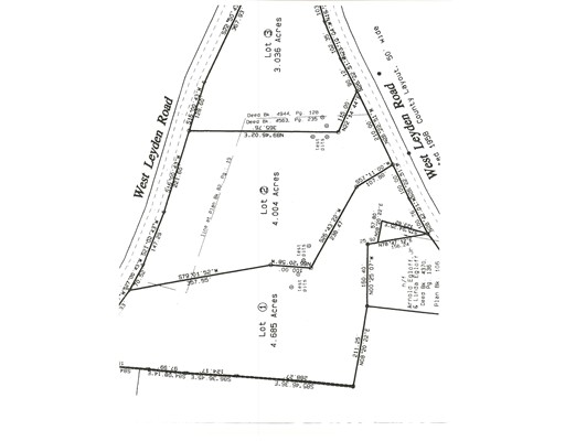 Land for Sale at West Leyden Road Leyden, Massachusetts 01337 United States