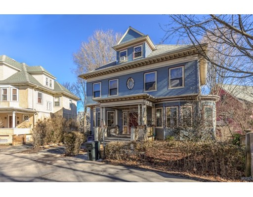 Single Family Home for Sale at 70 Robinwood Avenue Boston, Massachusetts 02130 United States