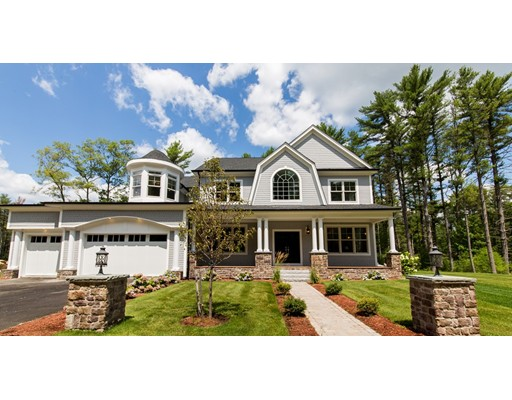Casa Unifamiliar por un Venta en 2 Diamond Estates Sharon, Massachusetts 02067 Estados Unidos