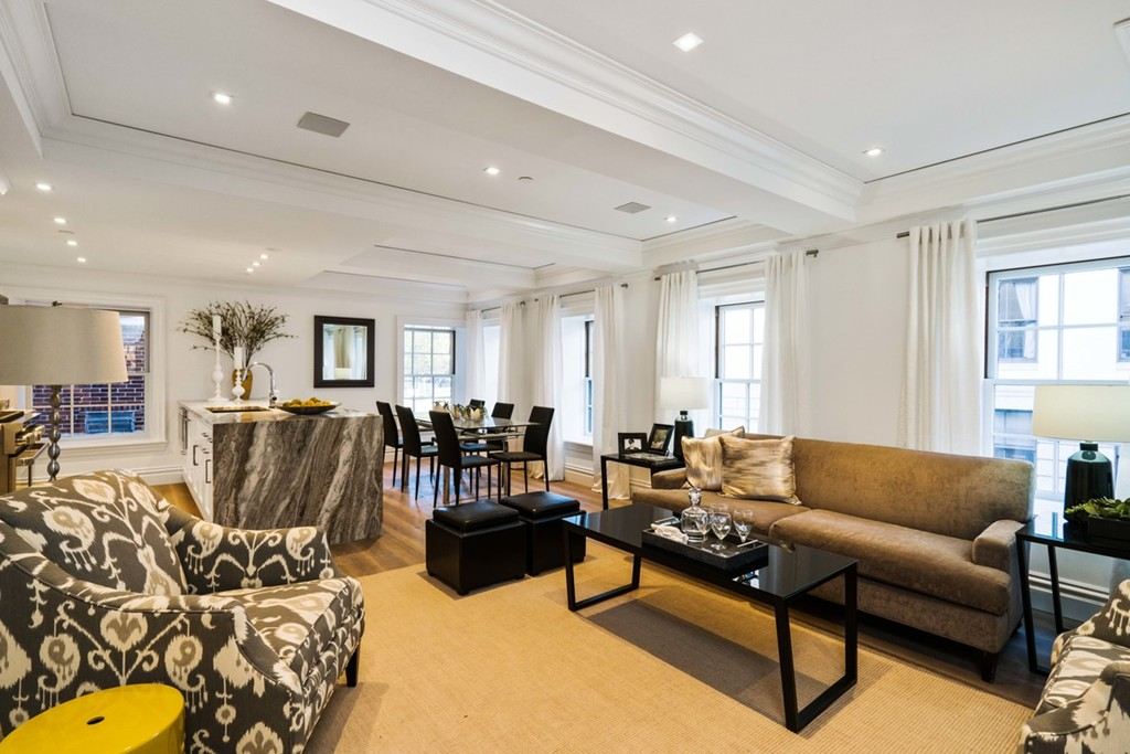 $5,300,000 - 3Br/4Ba -  for Sale in Boston