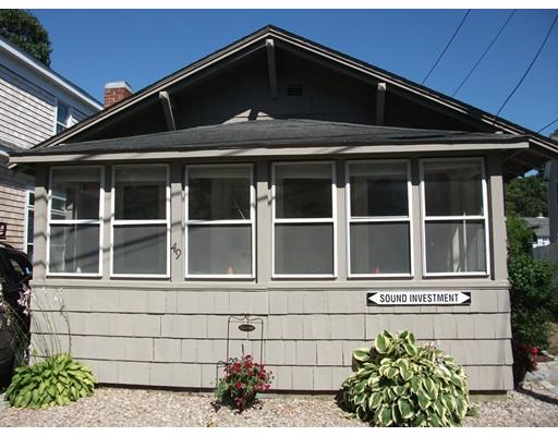 Maison unifamiliale pour l Vente à 49 Ocean Avenue Harwich, Massachusetts 02646 États-Unis