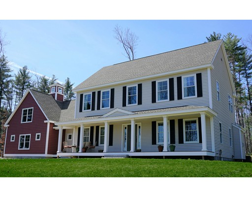 Single Family Home for Sale at 52 Ranger Road Hollis, New Hampshire 03049 United States