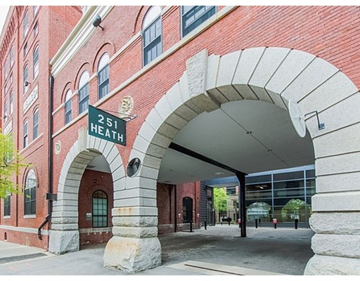 Condominium for Sale at 251 Heath Boston, Massachusetts 02130 United States