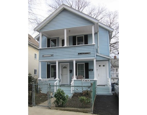 Multi-Family Home for Sale at 42 Day Street Boston, Massachusetts 02130 United States