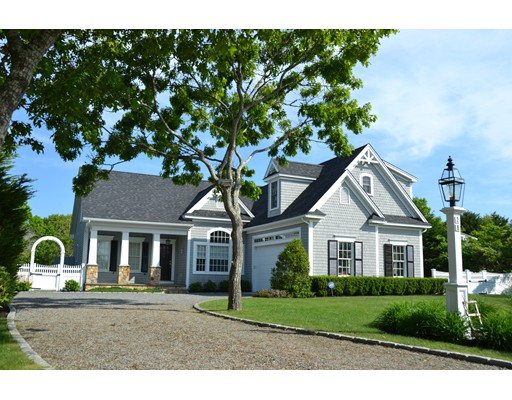 Single Family Home for Sale at 26 Pulpit Lane Edgartown, Massachusetts 02539 United States